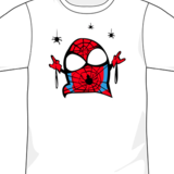 Spiderman-tee_template